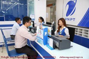thủ tục đăng ký internet vnpt tại Nghệ An