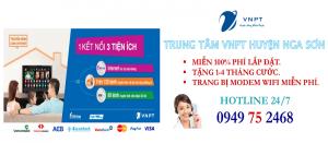Lắp mạng cáp quang vnpt huyện nga Sơn, tỉnh thanh hóa