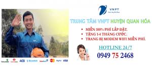 lắp mạng internet cáp quang VNPT Huyện Quan Hóa, Thanh Hóa