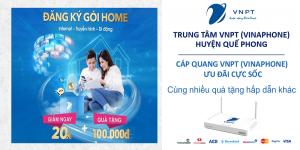 lắp mạng VNPT Huyện Quế Phong, Nghệ An