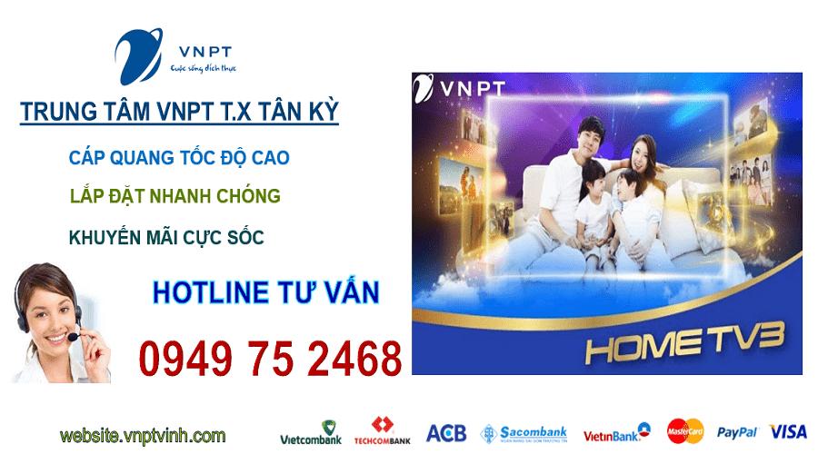 lắp mạng vnpt thị xã tân kỳ, tỉnh Nghệ An