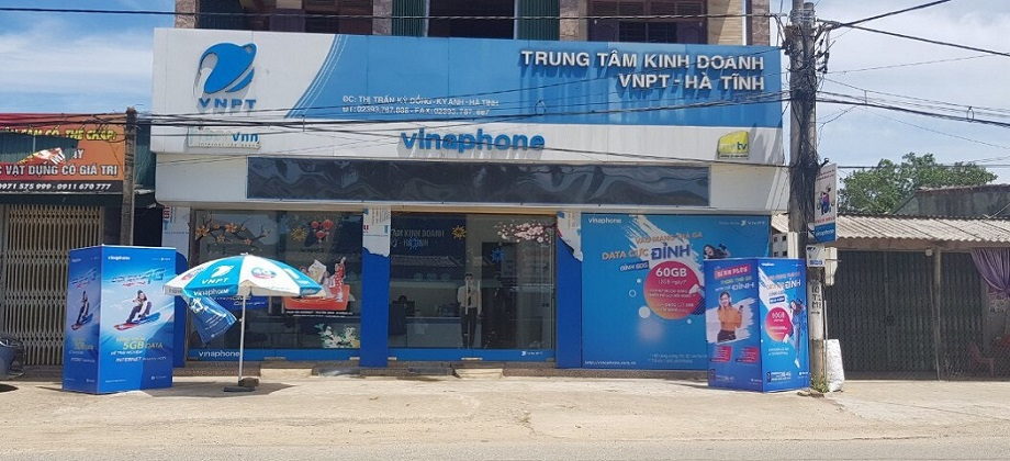 Lắp đặt mạng wifi VNPT cáp quang tại Hà Tĩnh