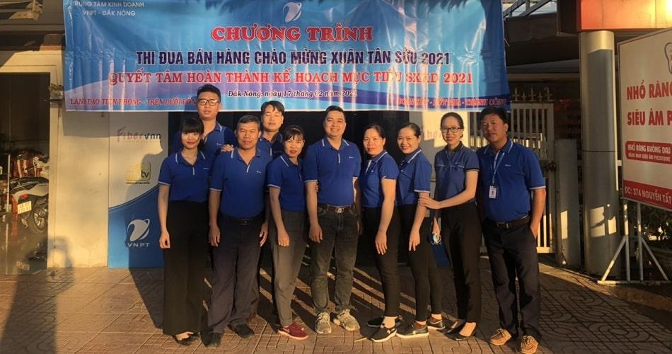 Lắp mạng VNPT Đắk Nông khuyến mãi cáp quang giá rẻ