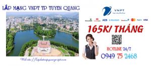 Lắp mạng wifi cáp quang VNPT tại TP Tuyên Quang
