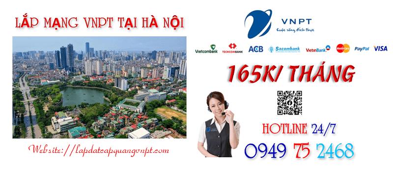 Tổng đài lắp mạng cáp quang VNPT tại Hà Nội
