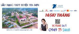 Tổng đài lắp mạng cáp quang VNPT tại Huyện Yên Sơn