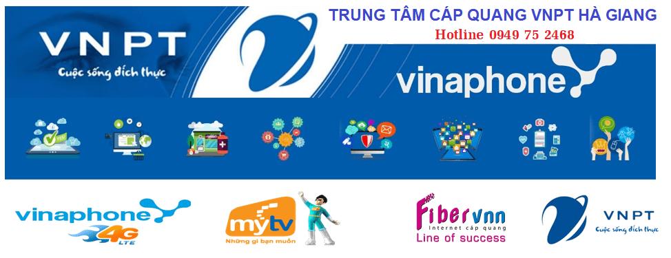 Lắp mạng cáp quang VNPT Hà Giang khuyến mãi