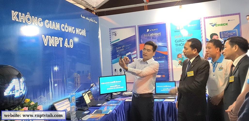 Lắp mạng cáp quang VNPT Hà Giang